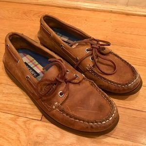 BRAND NEW! Sahara (Honey Sole) Sperry Top-siders.